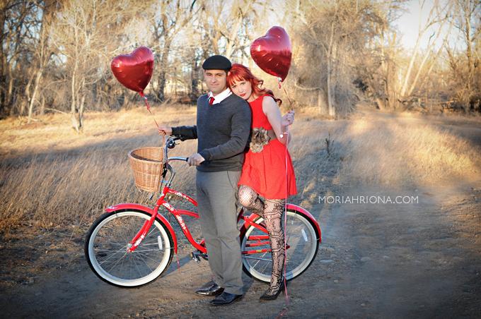 Valentine Photo Shoot | Inspired by Zen Pencils | © Moriah Riona 2015