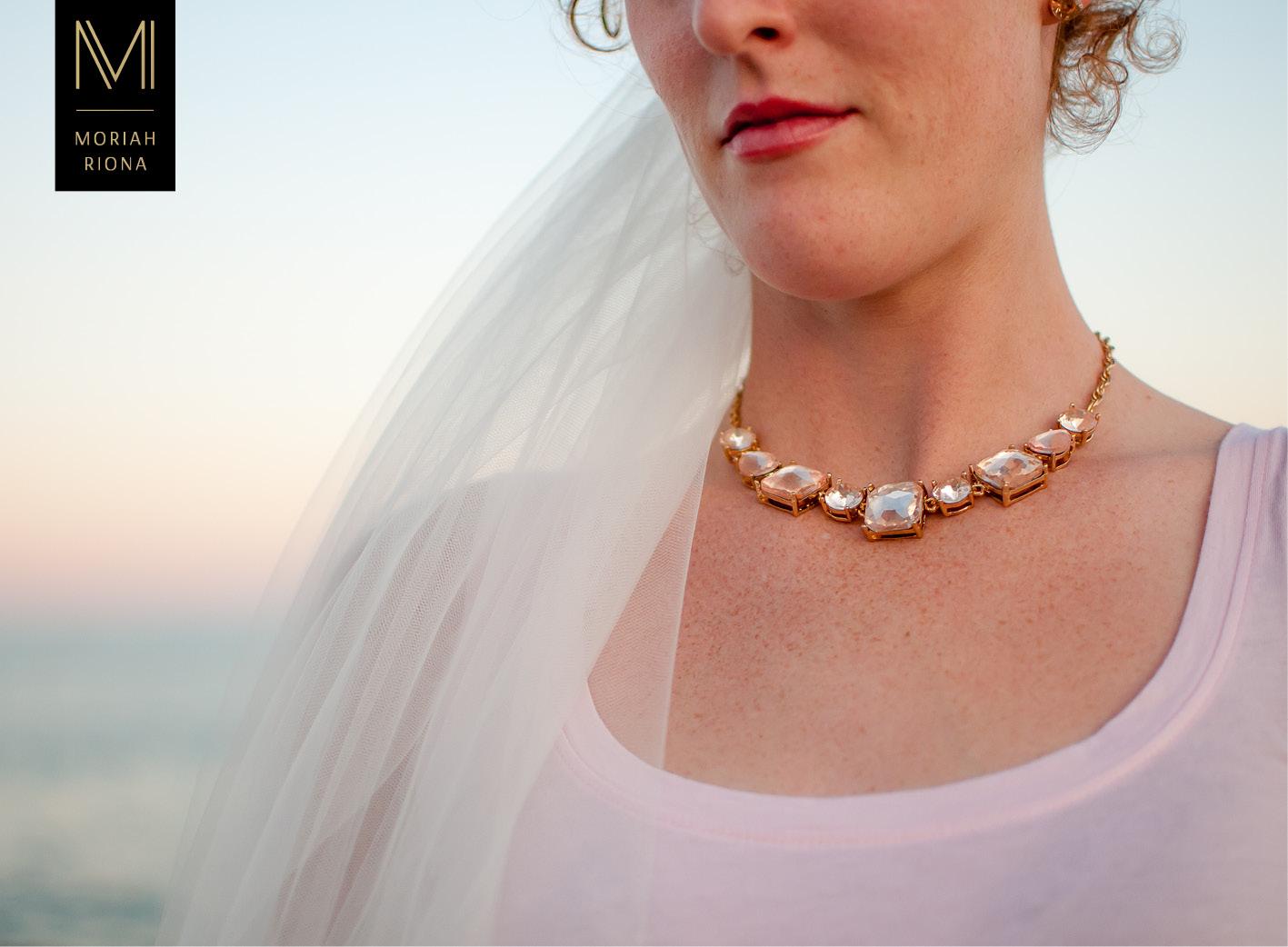 Santa Barbara Glam A Rose Gold and Copper Inspired Wedding